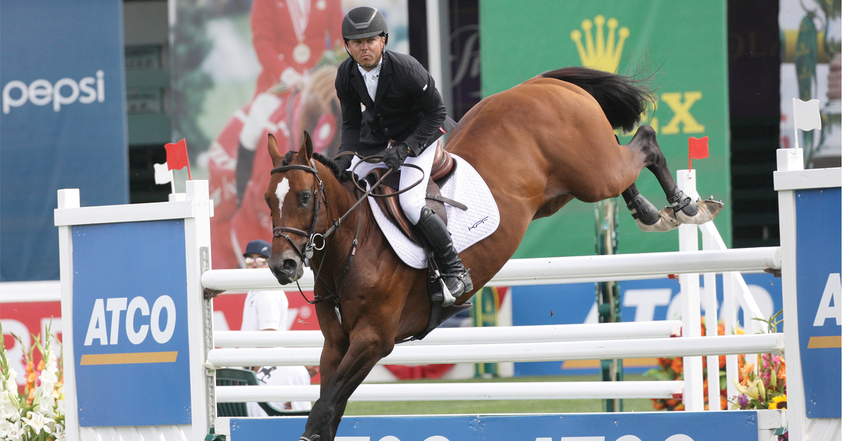 Thumbnail for Spruce Meadows makes difficult decision to cancel the 'Masters'
