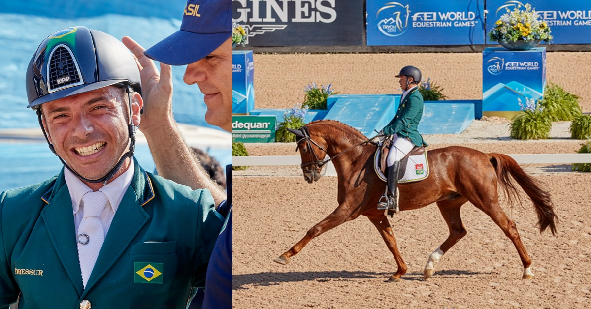 Thumbnail for FEI's Talking Horses: Brazilian Para Athlete Rodolpho Riskalla