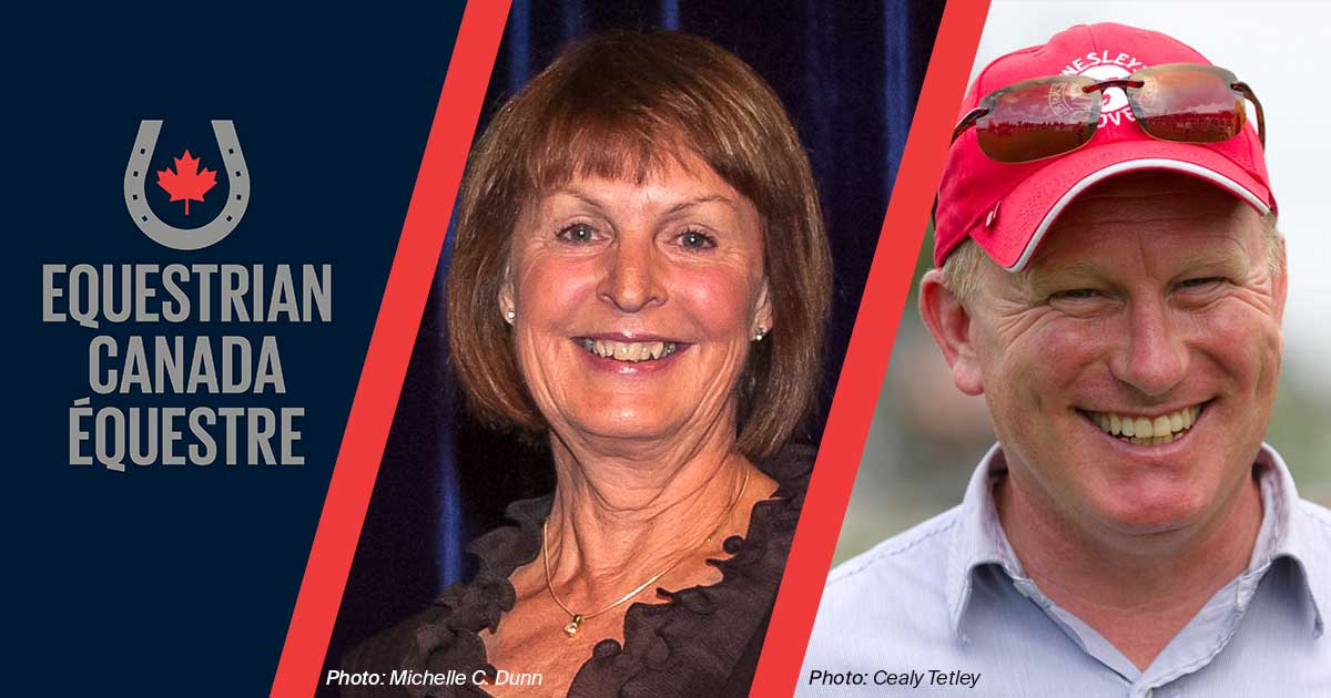 Thumbnail for Outgoing Members of the Equestrian Canada Jumping Committee