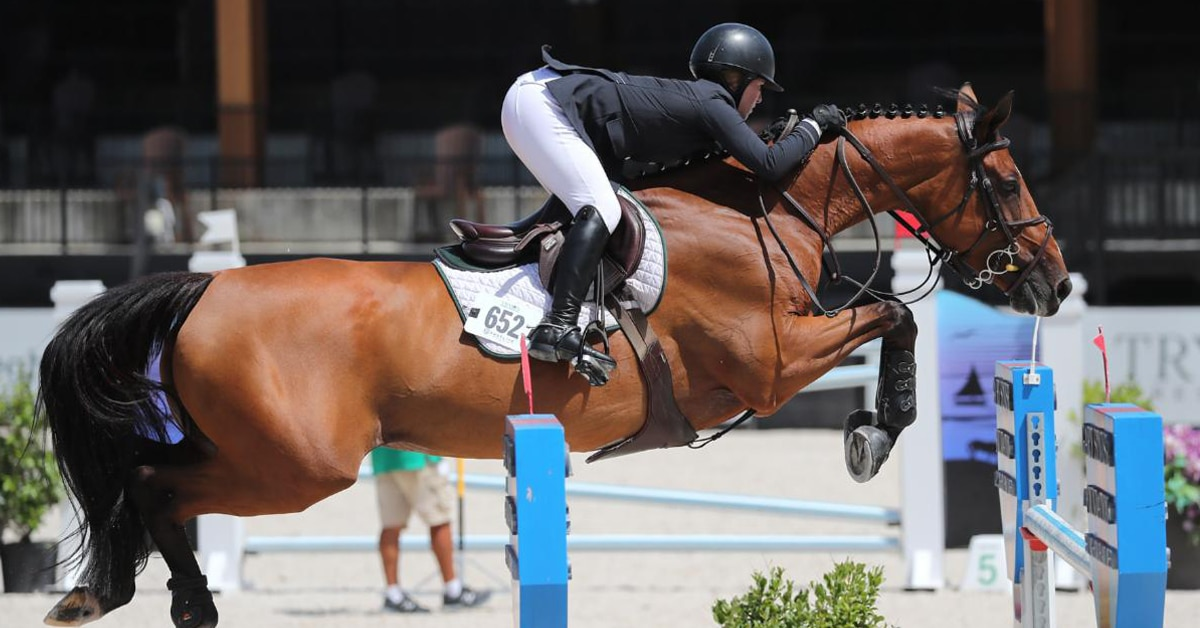 Thumbnail for Sunday Classic at Tryon Scooped by Alexandra Pielet and Helene Ve