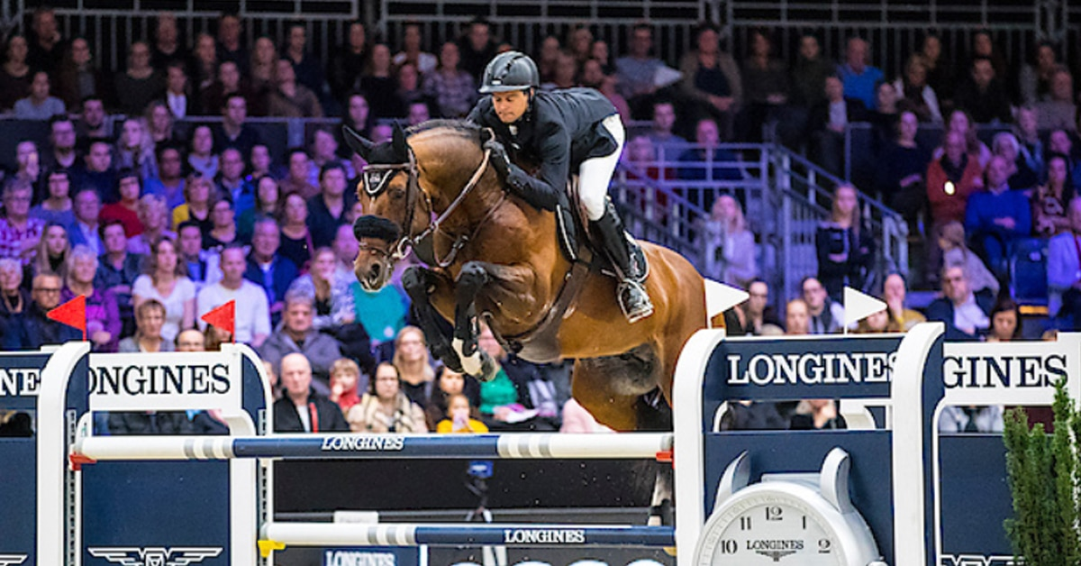 Thumbnail for Eric Lamaze Takes the Reins of New Olympic Prospect