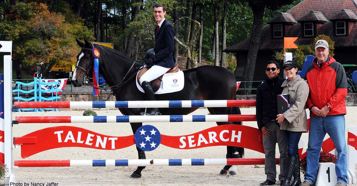 Thumbnail for U.S. Equestrian Federation Getting a Bold New Leader