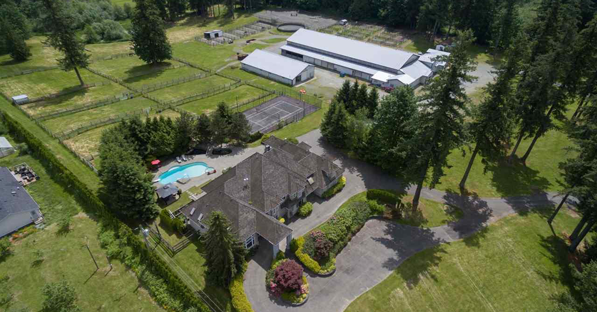 Thumbnail for $4,888,000 for a turnkey equestrian estate in the heart of Campbell Valley