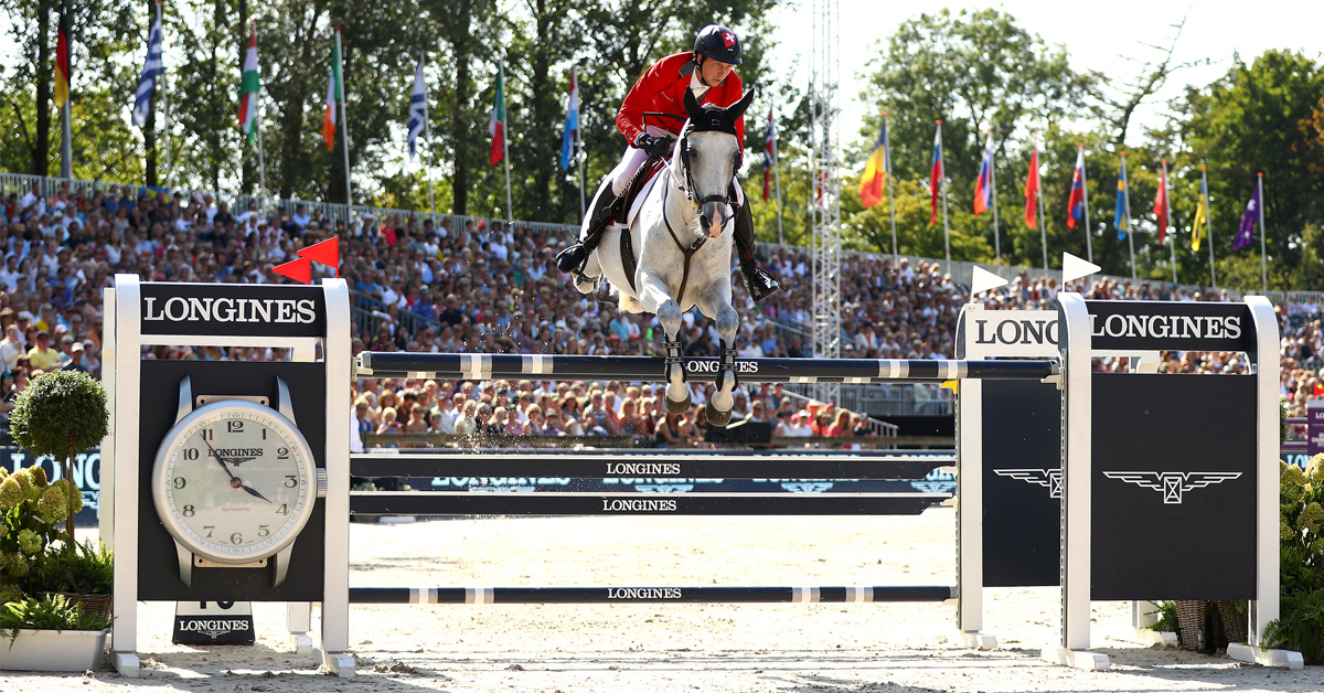 Thumbnail for Pressure Grows to Reinstate 2021 European Jumping Championships