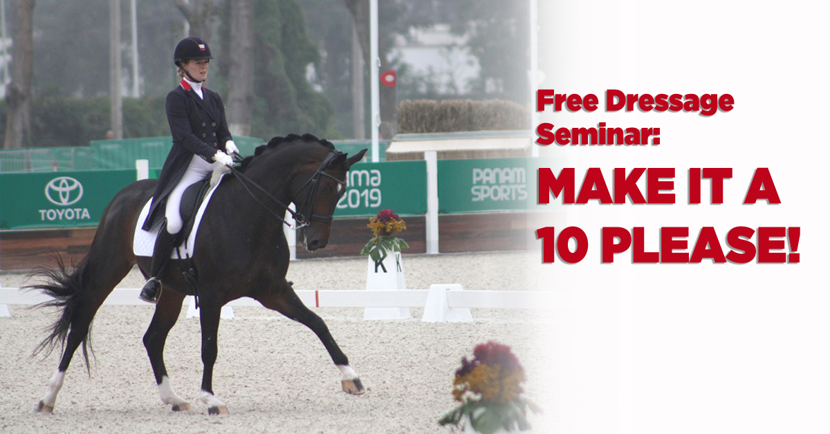 Thumbnail for EC Presents Free Webinar with Canadian Dressage Stars