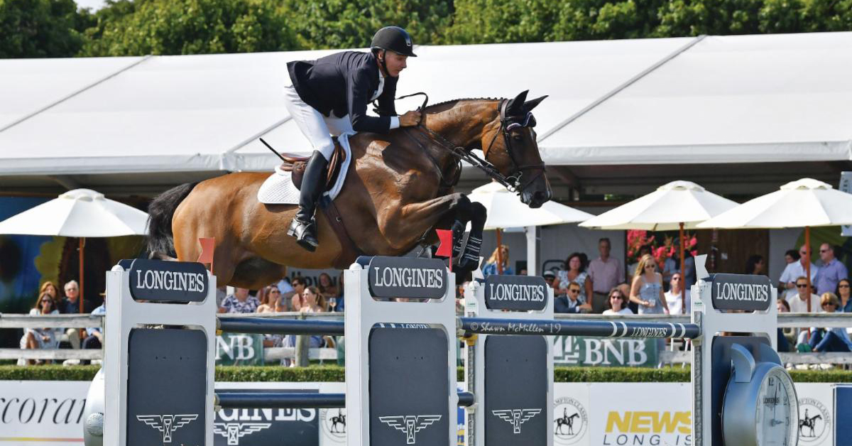 Thumbnail for Hampton Classic Horse Show Cancelled for First Time Ever