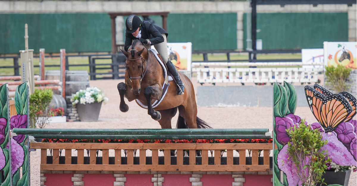 Thumbnail for Farmer Wins Hunter Derby; Moggre Claims Welcome Stake at TIEC