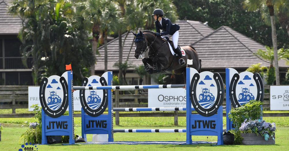 Thumbnail for Lillie Keenan Packs One-Two Punch in ESP Grand Prix