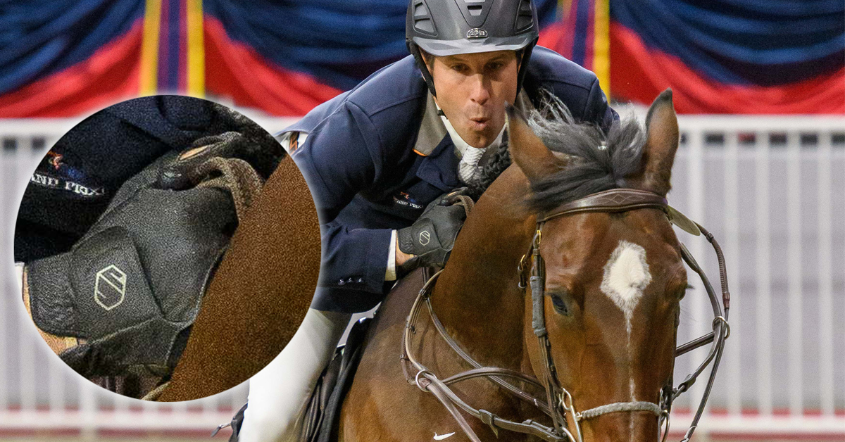 Thumbnail for Andrew Kocher Suspected of Using Shock Spurs on His Horses