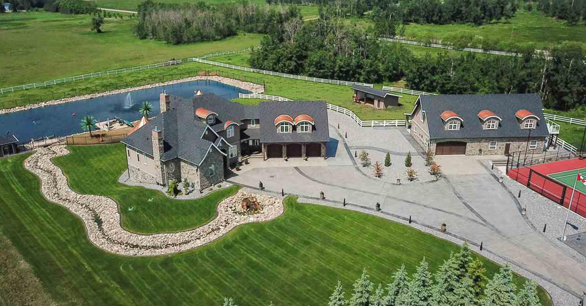 Thumbnail for $3,990,000 for a magnificent estate in Rural Leduc County, AB