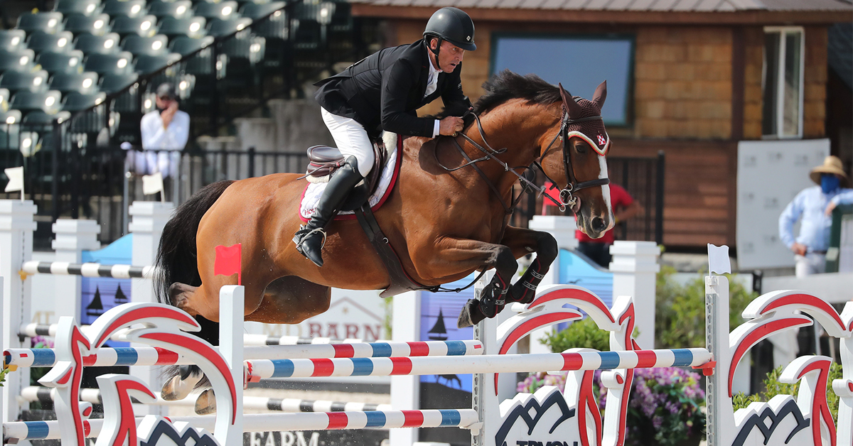 Thumbnail for Tryon Summer 5 Begins with win for Todd Minikus and Amex Z