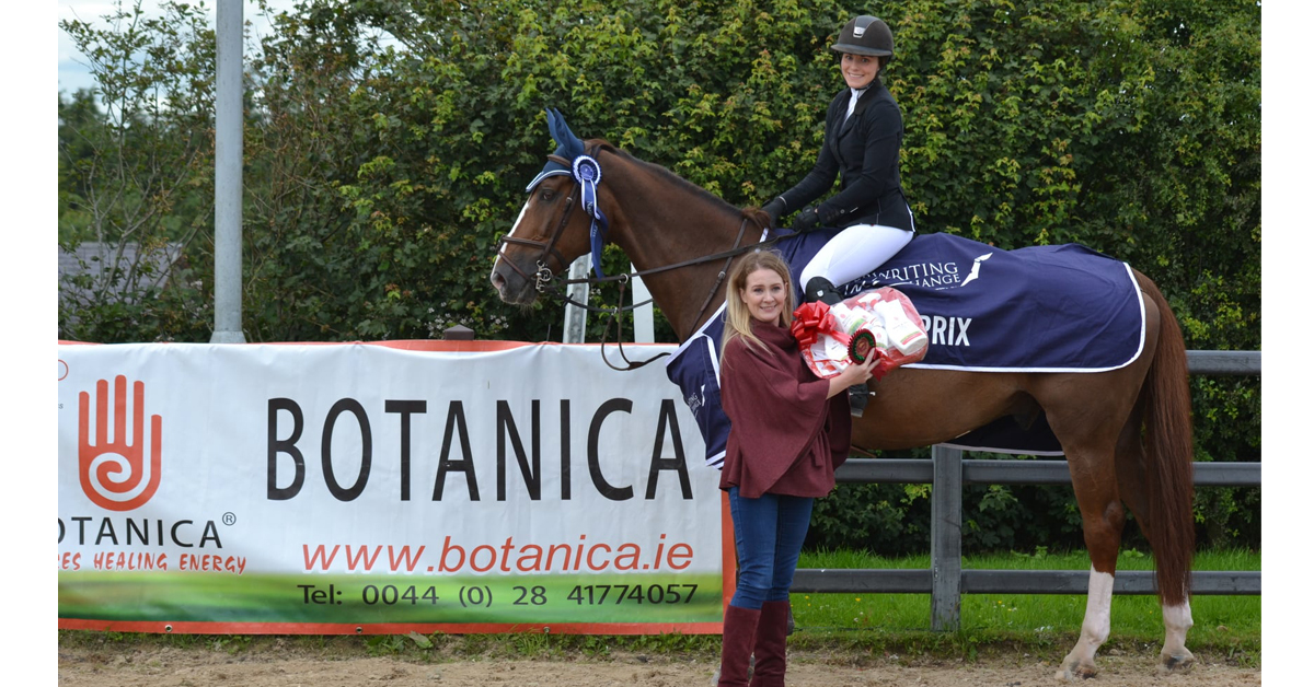 Thumbnail for Canada's Rebecca McGoldrick Rides to Victory in Northern Ireland
