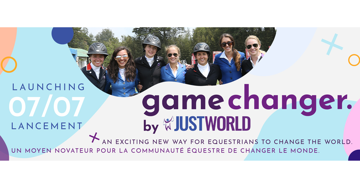 Thumbnail for FEI and JustWorld Partnership Announces Gamechanger