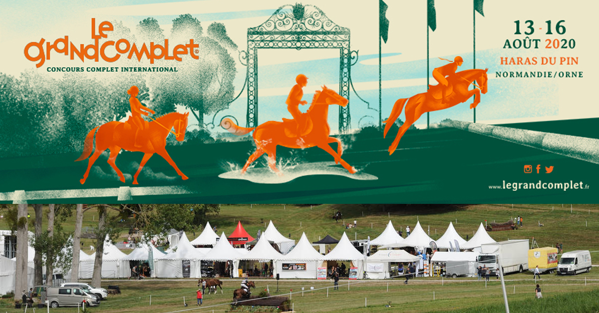 Thumbnail for 24th Edition of Le Grand Complet at Haras National du Pin