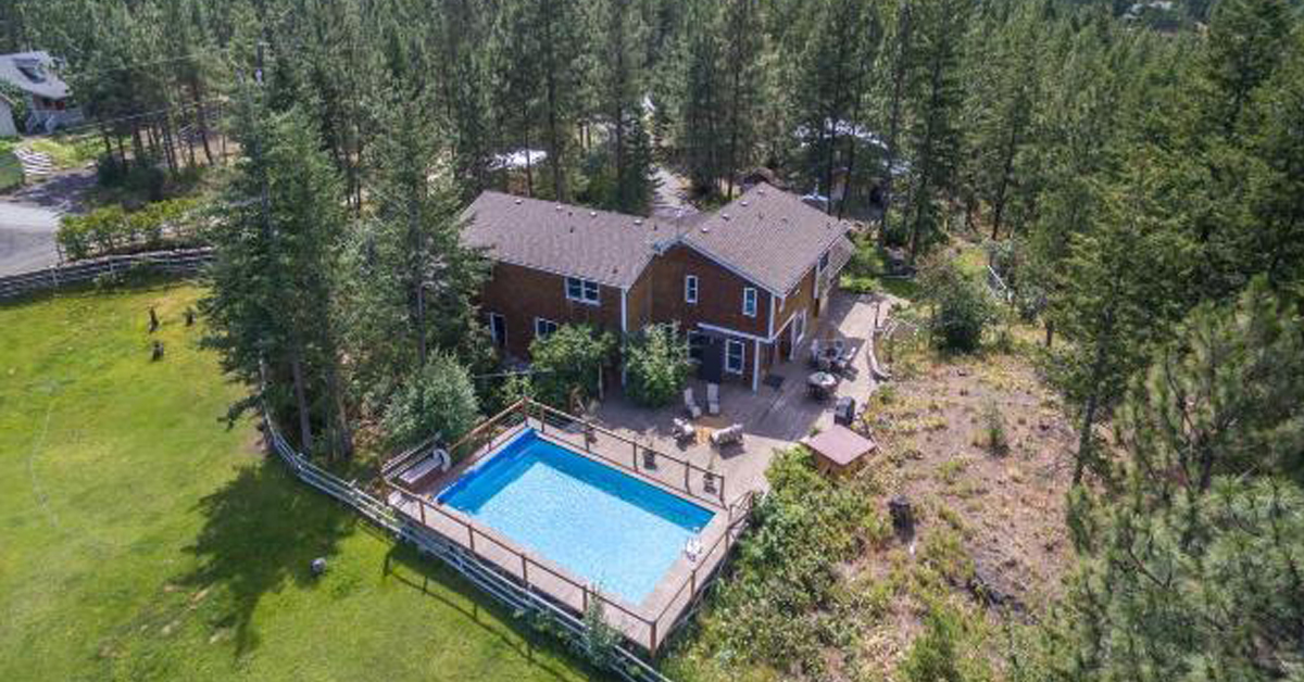 Thumbnail for $1,299,000 for a private country estate in Kaleden, BC