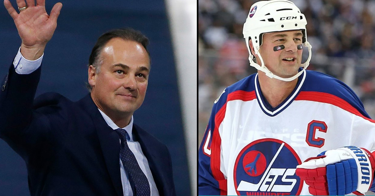Thumbnail for Dale Hawerchuk: Hockey Legend & Horse Lover Passes Away