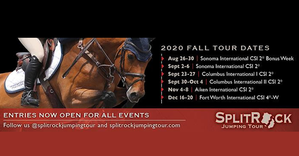 Thumbnail for New Fort Worth International CSI4*-W Canceled for 2020