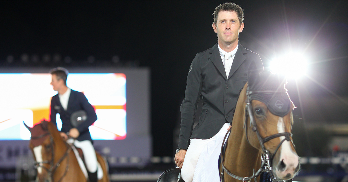 Thumbnail for Scott Brash and Hello Jefferson win CSI 4* Grand Prix at Hubside