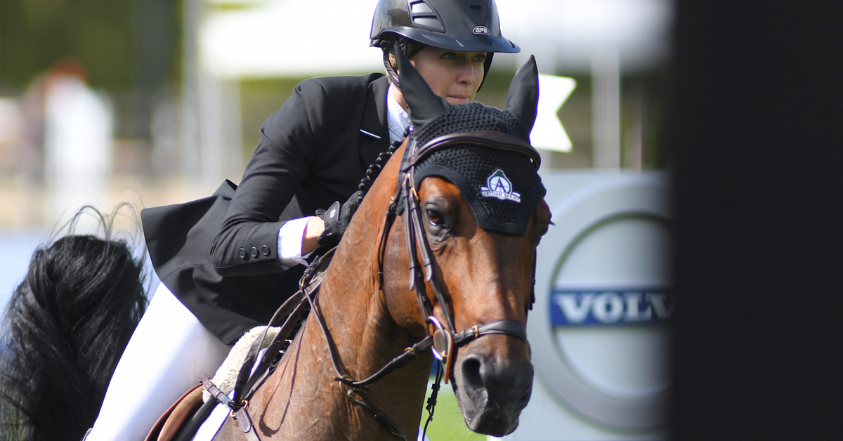 Thumbnail for Tiffany Foster and Brighton Dominate $40,000 Volvo Canada Cup