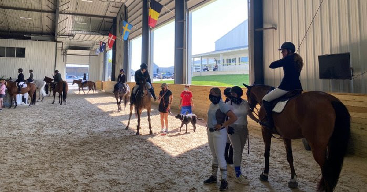 Thumbnail for Capital Challenge Horse Show Moves to World Equestrian Center