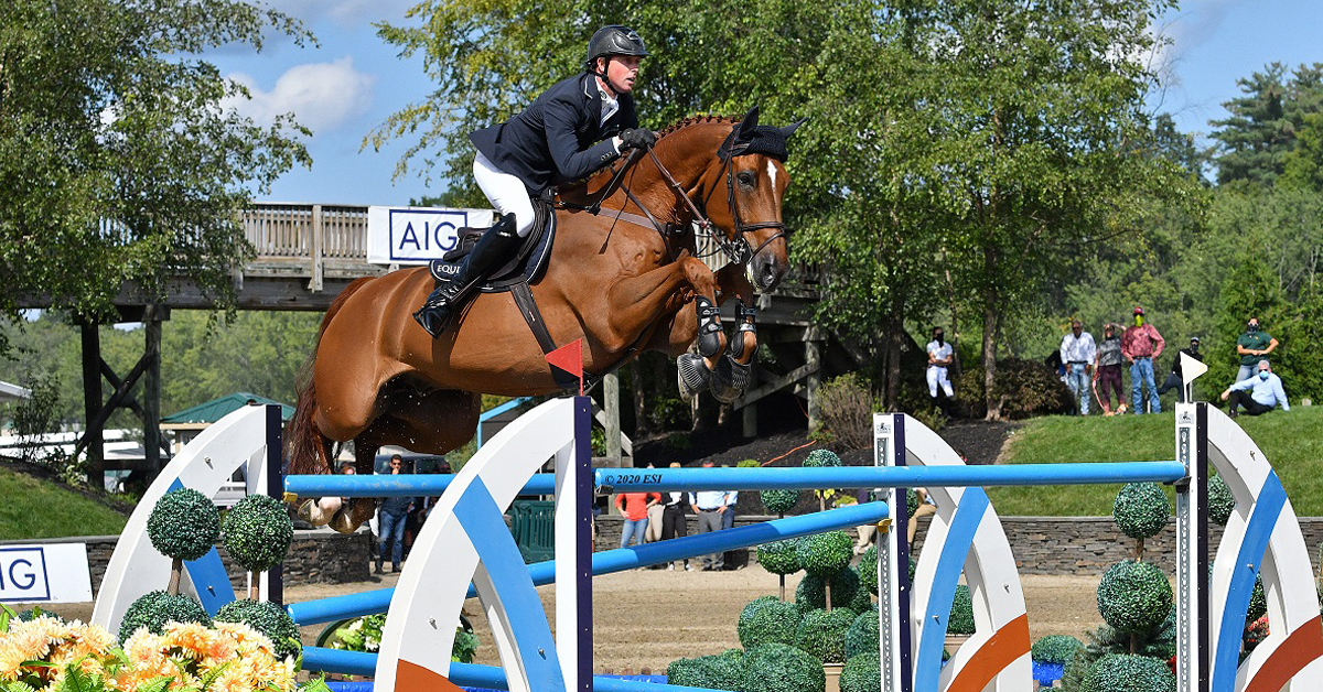 Thumbnail for 'The Richest Weekend in Show Jumping' Wraps up at HITS Saugerties