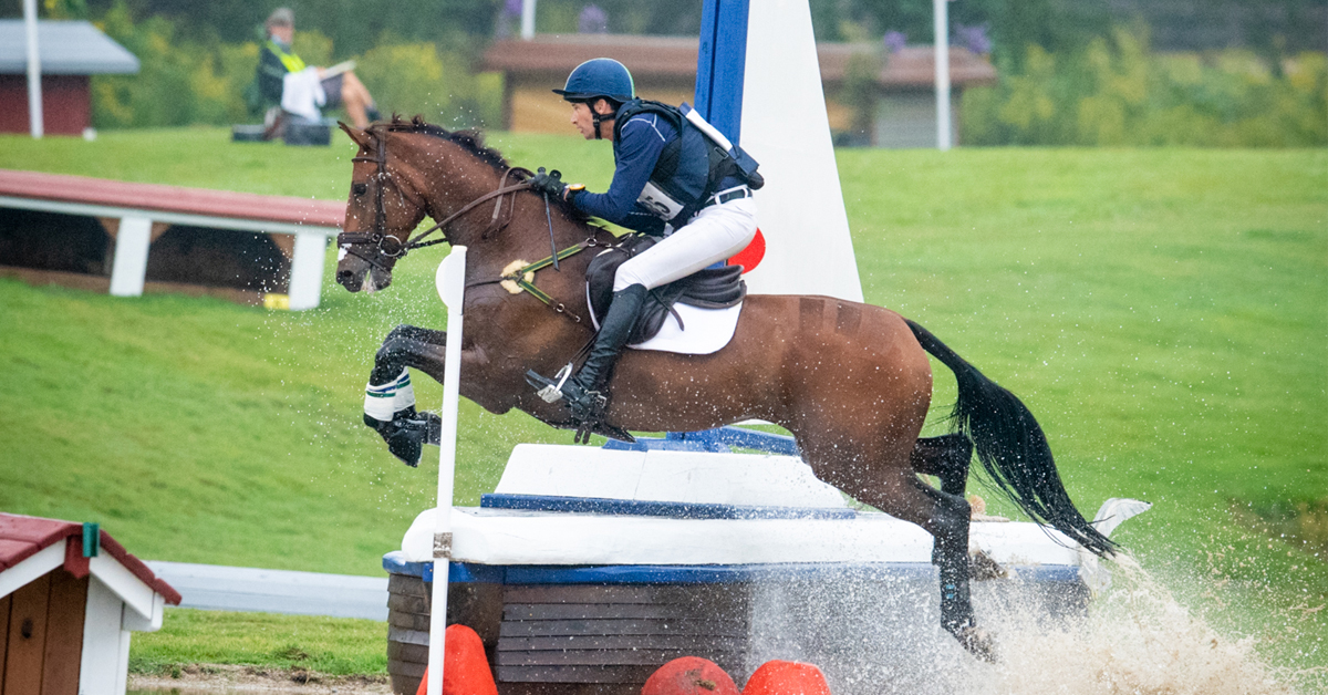Thumbnail for Exciting Weekend of Eventing at Blue Ridge Mountain Horse Trials