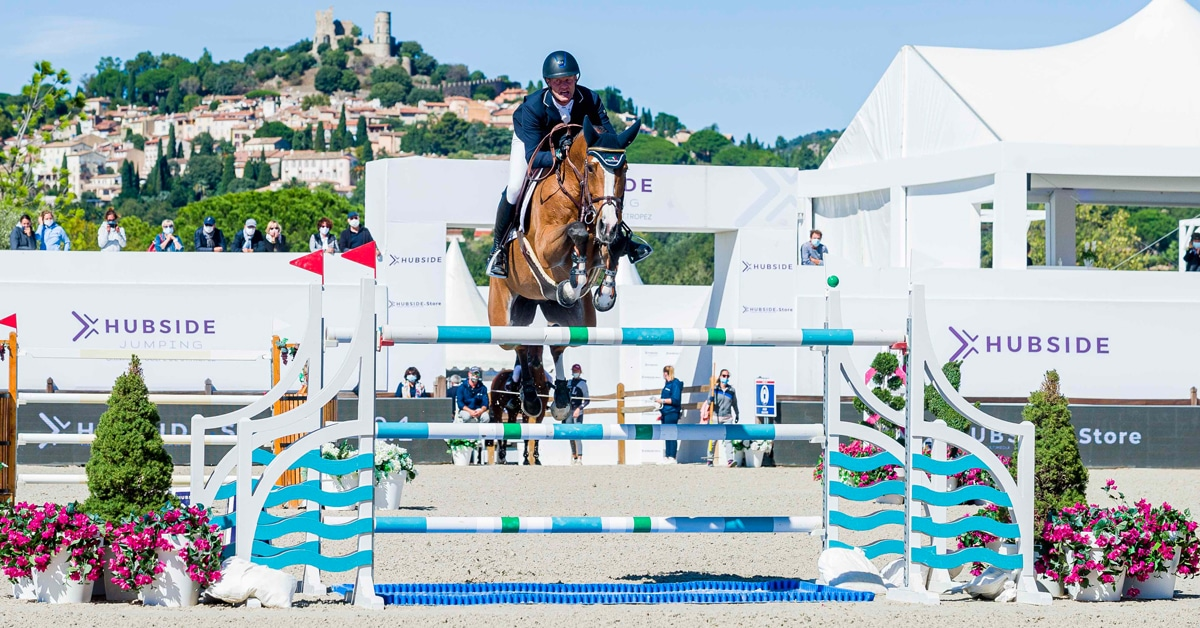 Thumbnail for Niels Bruynseels Takes Hubside Jumping's Fourth CSI 5* Grand Prix