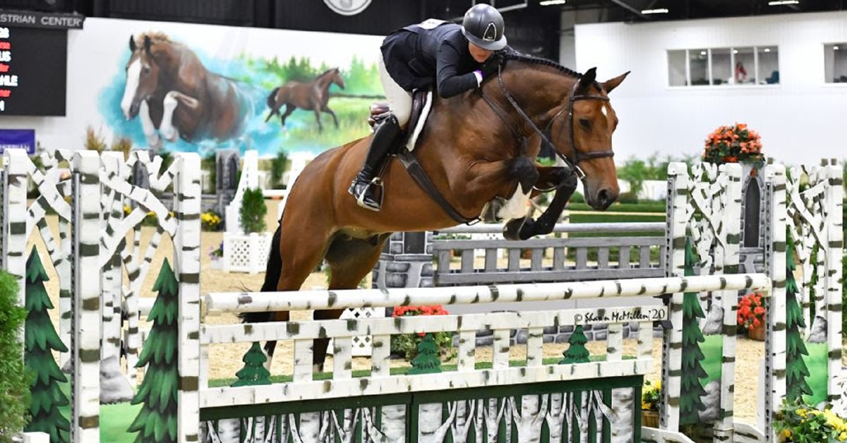 Thumbnail for Canada's Cassandra Kahle Claims Two Hunter Championships at Capital Challenge