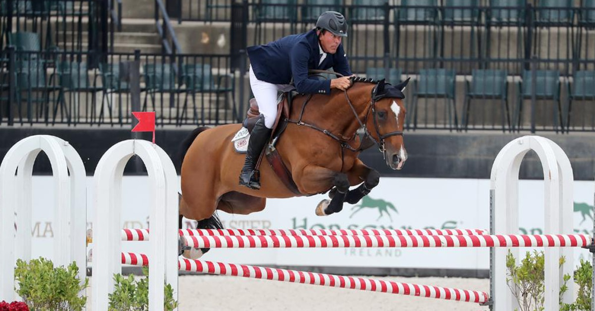 Thumbnail for Matt Cyphert and Lochinvar Top $30,000 Tryon Resort Grand Prix