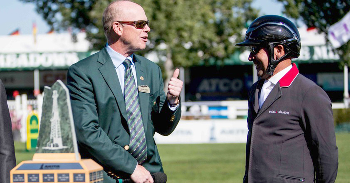 Thumbnail for Behind the Spruce Meadows 'Masters' at Home with Ian Allison