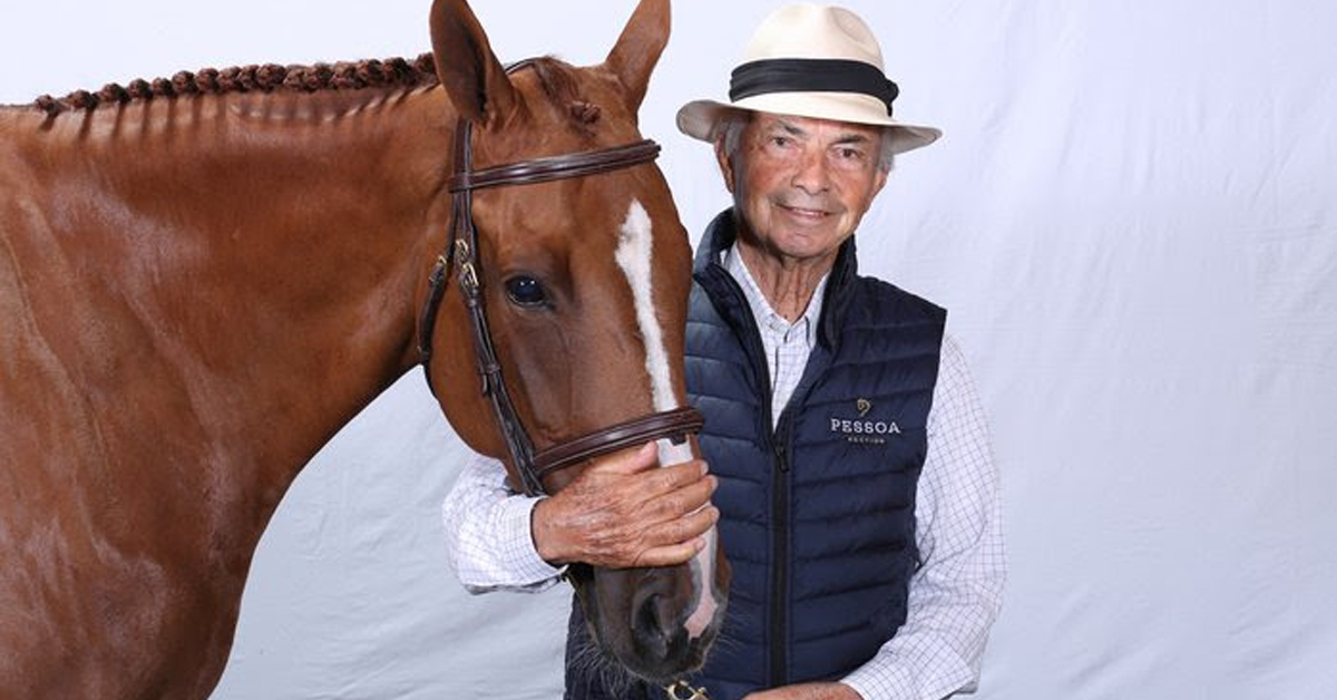 Thumbnail for Nelson Pessoa to Hold Online Horse Auction September 14-15