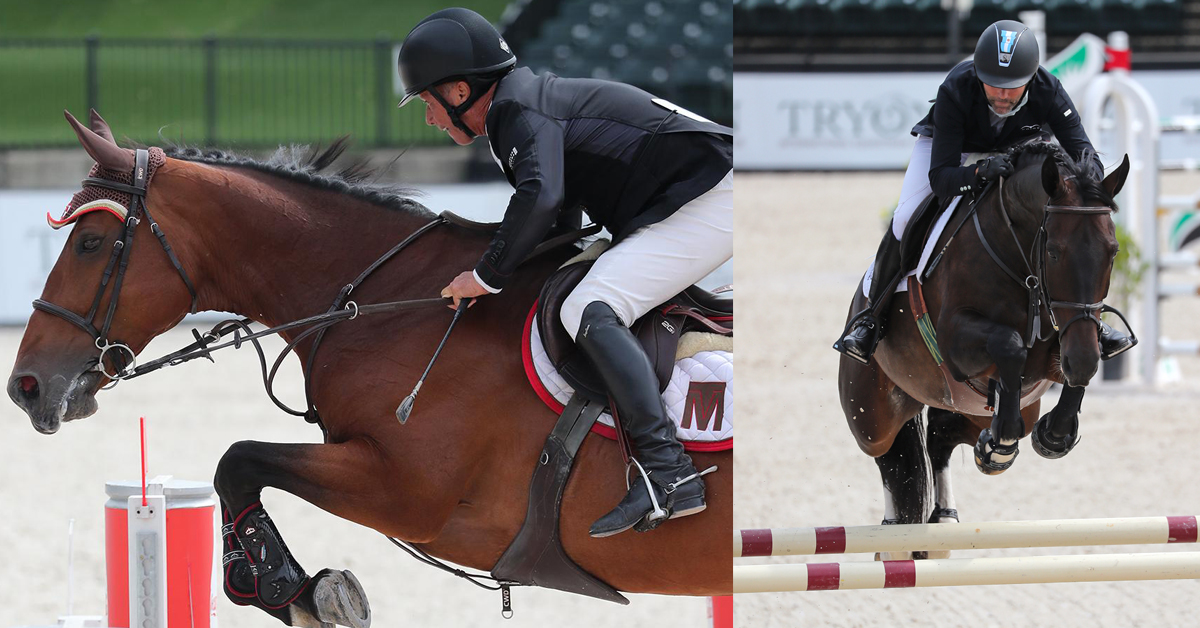 Thumbnail for Todd Minikus and JuJu VDM Secure $25,000 Tryon Resort Grand Prix
