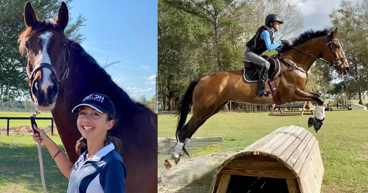 Thumbnail for Ontario Teen Passes Away in Tragic Riding Accident