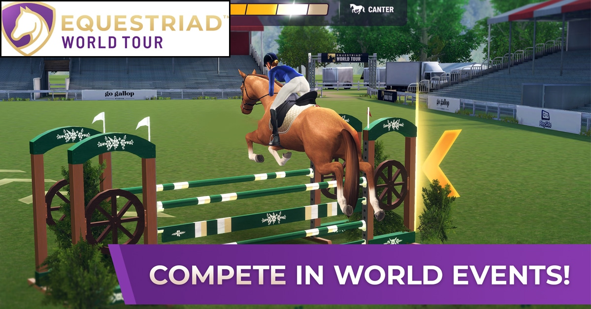 Thumbnail for Equestriad World Tour Game Set For Early November Release