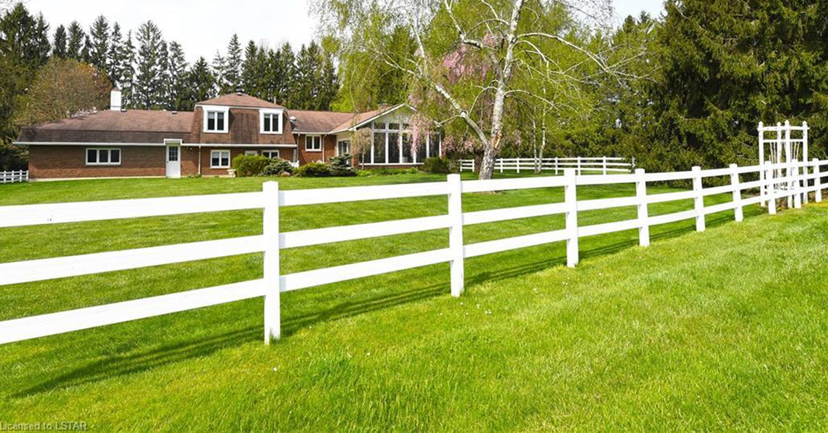 Thumbnail for $989,000 for a private 5-acre property with a barn in Chatham-Kent, Ontario