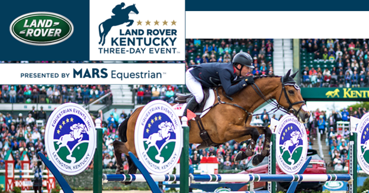 Thumbnail for 2021 Land Rover Kentucky Three-Day Event Tickets on Sale in January