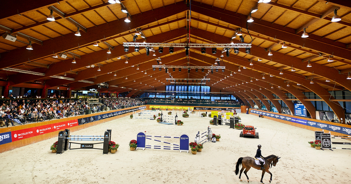 Thumbnail for Longines FEI Jumping World Cup La Coruña Cancelled