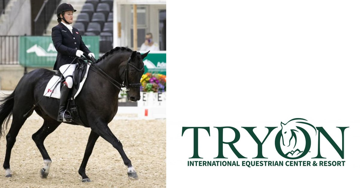 Thumbnail for Lauren Barwick and Sandrino Score Personal Best at Tryon Fall CPEDI 3*