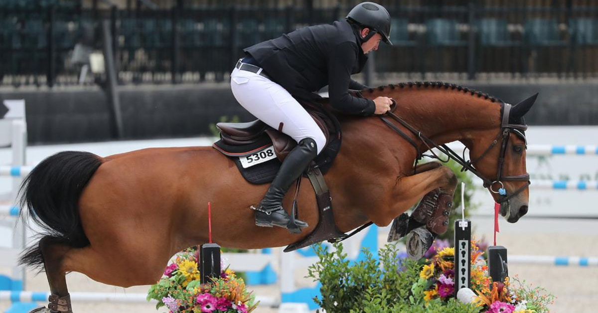 Thumbnail for Jordan Coyle and Picador Win $25,000 Nutrena Grand Prix