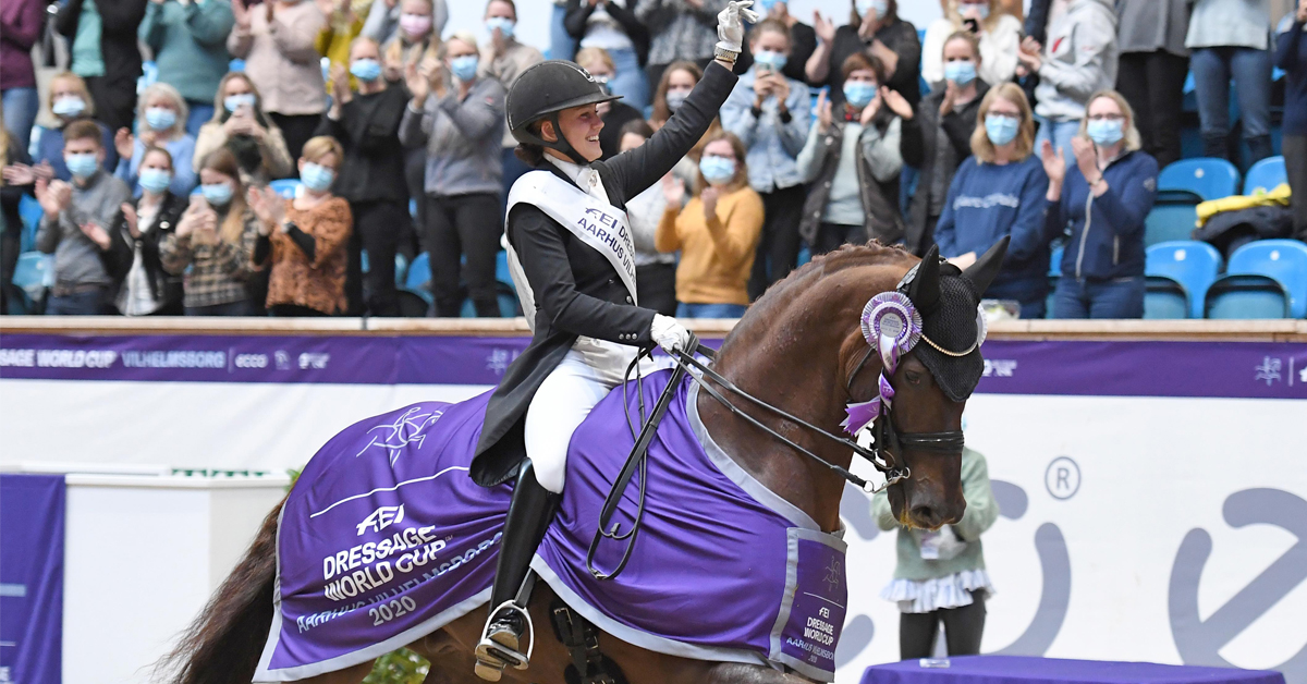 Thumbnail for Cathrine Dufour and Bohemian Win World Cup on Home Ground