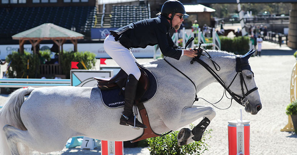 Thumbnail for Karl Cook and Caillou 24 Top $137,000 MD Barnmaster Grand Prix