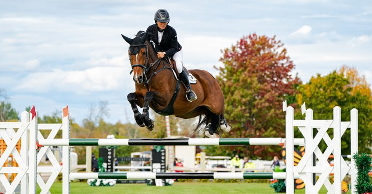 Thumbnail for Kelley Robinson Wins Assante Grand Prix at Ottawa Finale