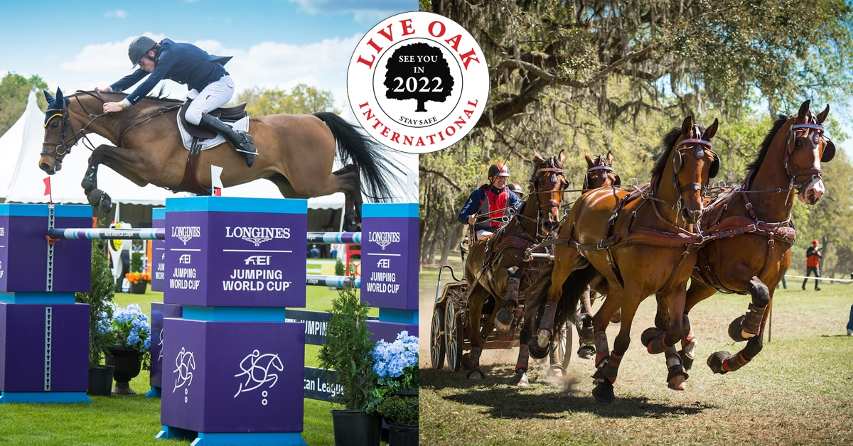 Thumbnail for Live Oak International in Ocala Cancelled for 2021