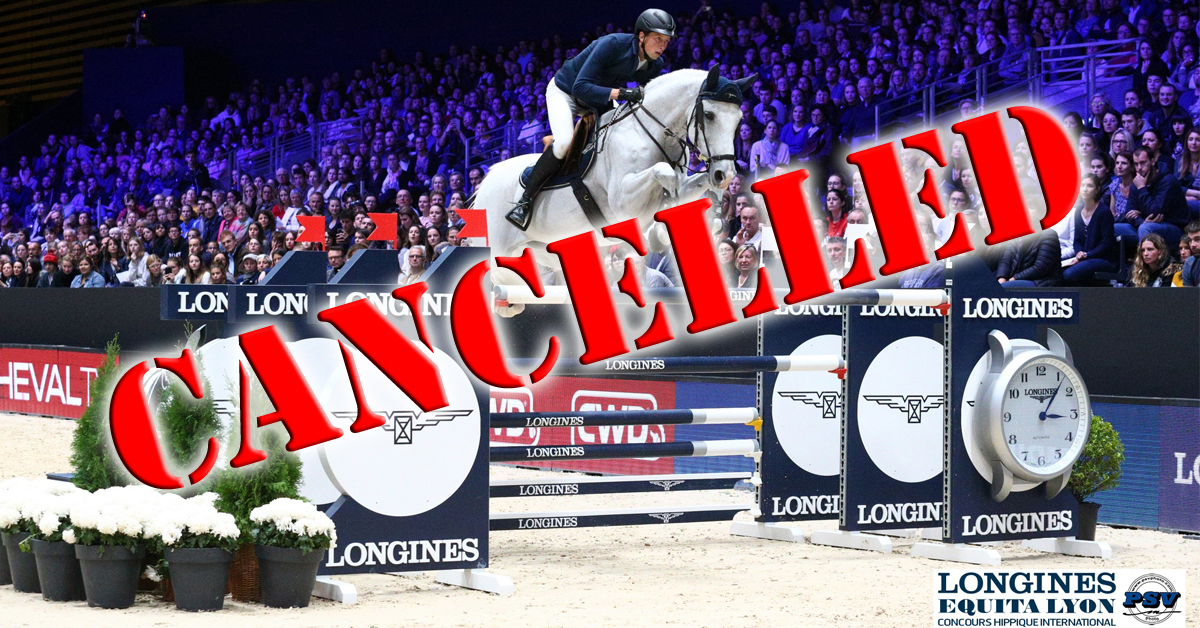 Thumbnail for Longines Equita Lyon, Concours Hippique International Cancelled