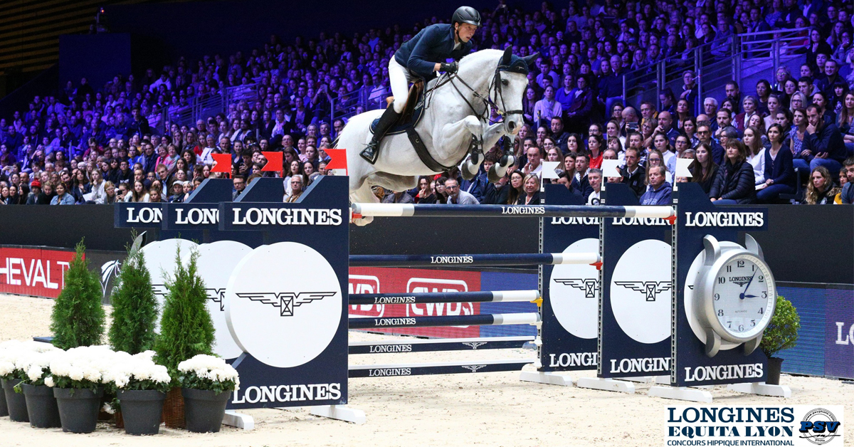 Thumbnail for Longines Equita Lyon Presents 9 Days Of Great Sport