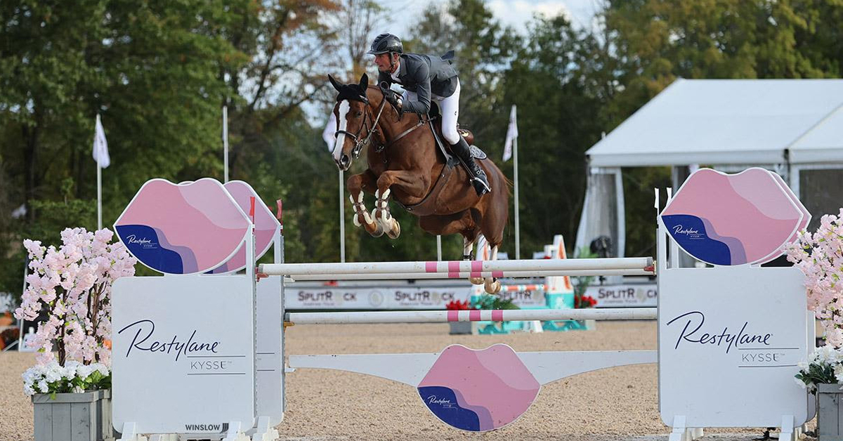 Thumbnail for Spencer Smith Wins FEI Welcome at Columbus International II CSI2*