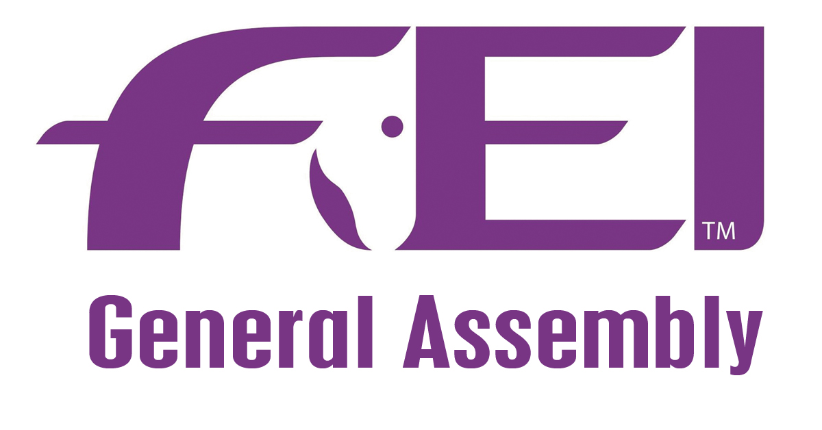 Thumbnail for Watch the FEI General Assembly 2020 Livestream