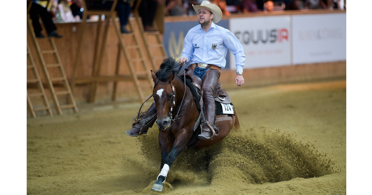 Thumbnail for The Future of Reining as an FEI Discipline Remains Uncertain