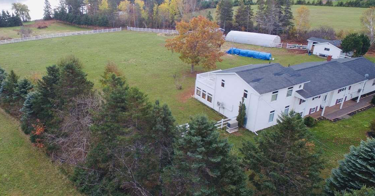 Thumbnail for $465,900 for a spacious home and two-stall barn in Brooklyn, PEI