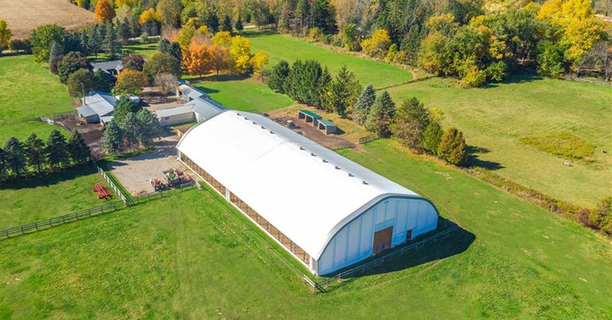 Thumbnail for $1,399,900 for a ranch-style home, barn and arena on 10+ acres near Paris, ON